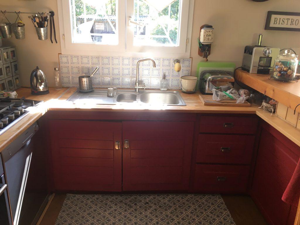 Cuisine Home Staging Atelier Design